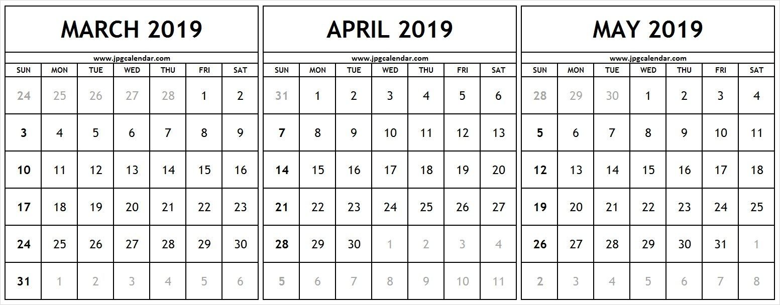 April 2021 Calendar - Free Download Printable Calendar ...
