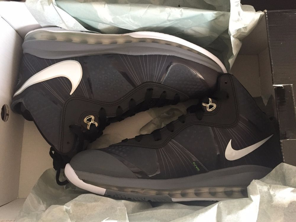 low priced 57a56 f3741 eBay  Sponsored 2011 NIKE AIR LEBRON 8 V 2 VIII Cool Grey DS 429676-002  Size 10.5