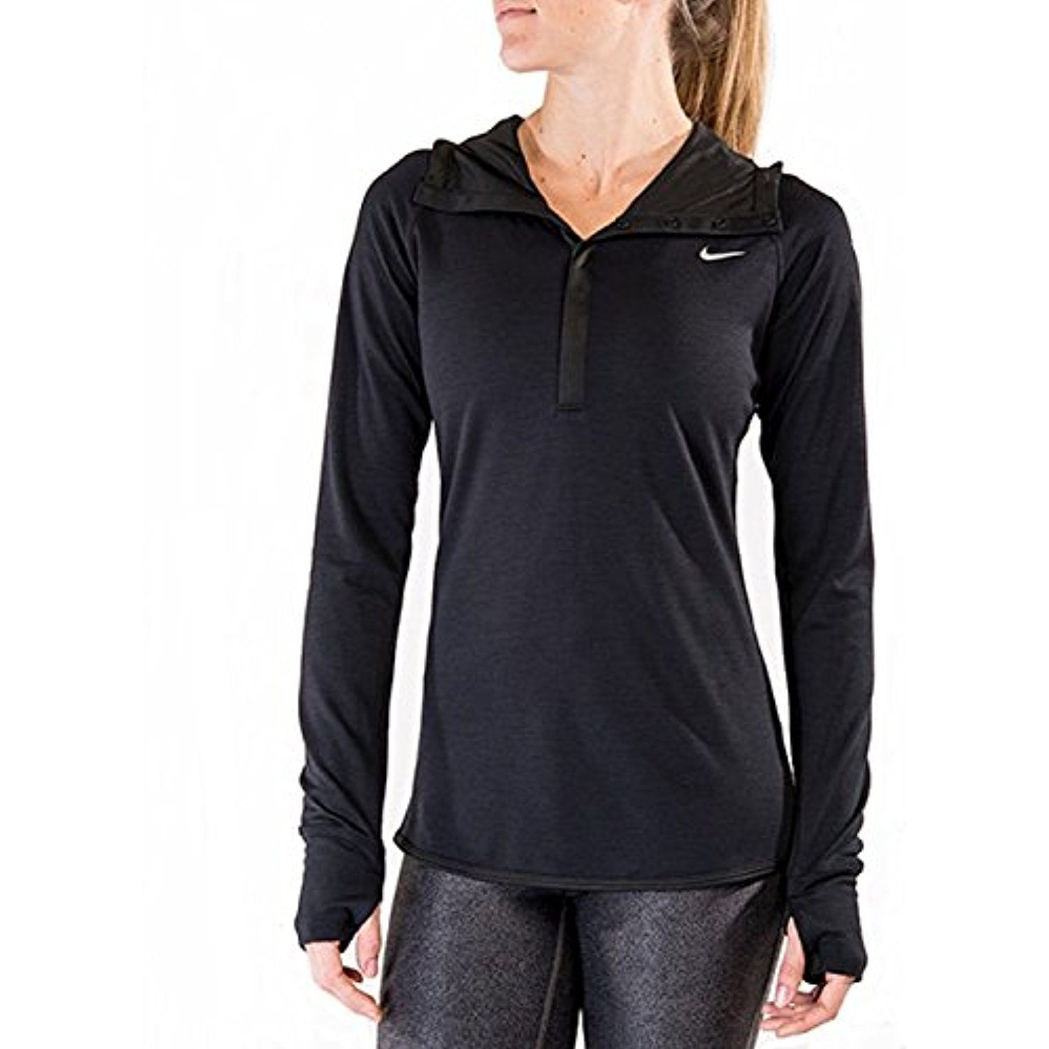Nike Women S Dri Fit Wool Running Hoodie Eggplant To View Further For This Item Visit The Image Link This Is An Affilia Running Hoodie Nike Women Hoodies Email me when it's back. dri fit wool running hoodie eggplant