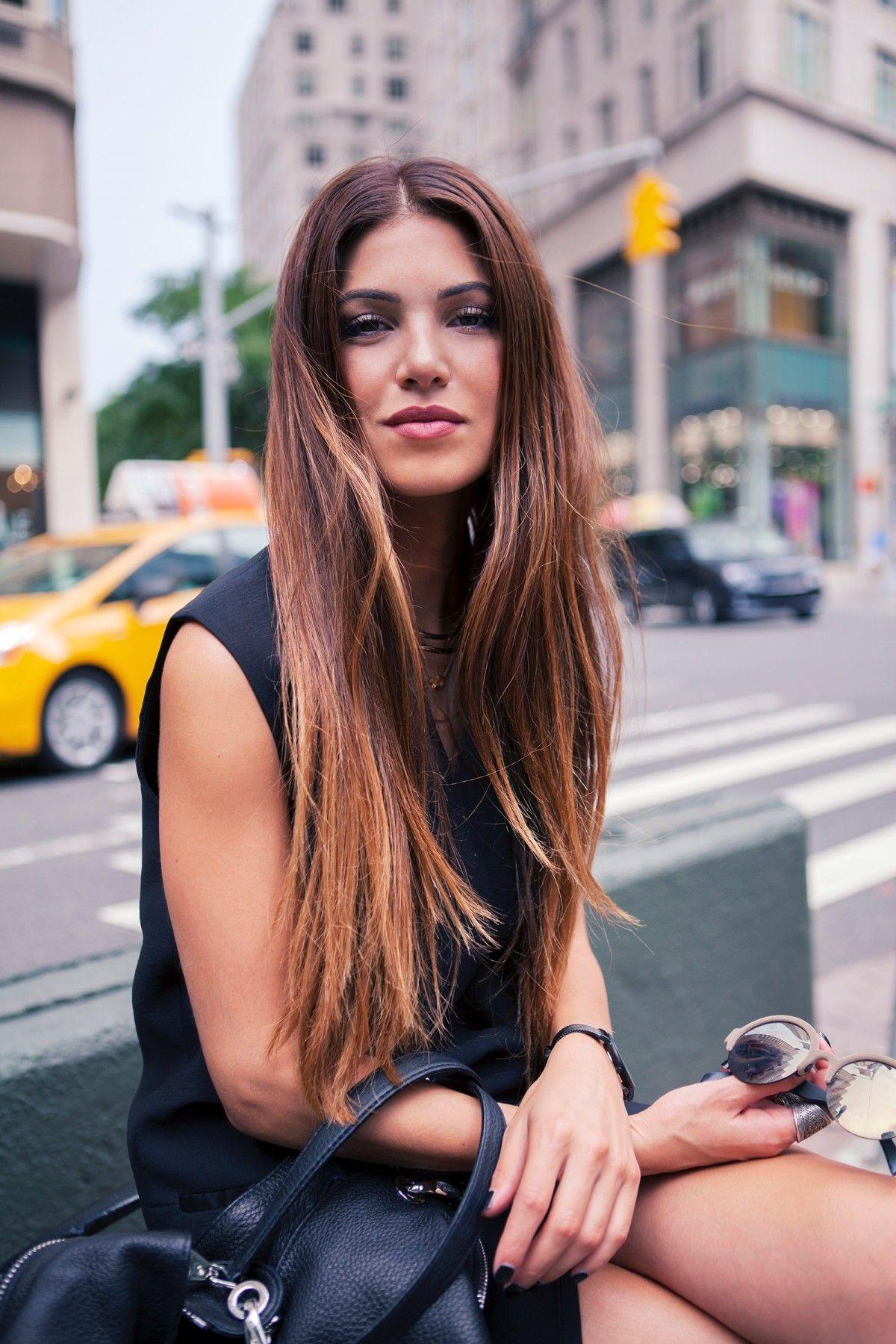 york fashion week with botkier