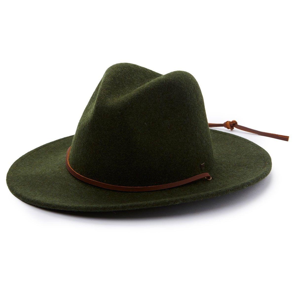 Brixton Field Hat - Heather Green  a0e33663f09