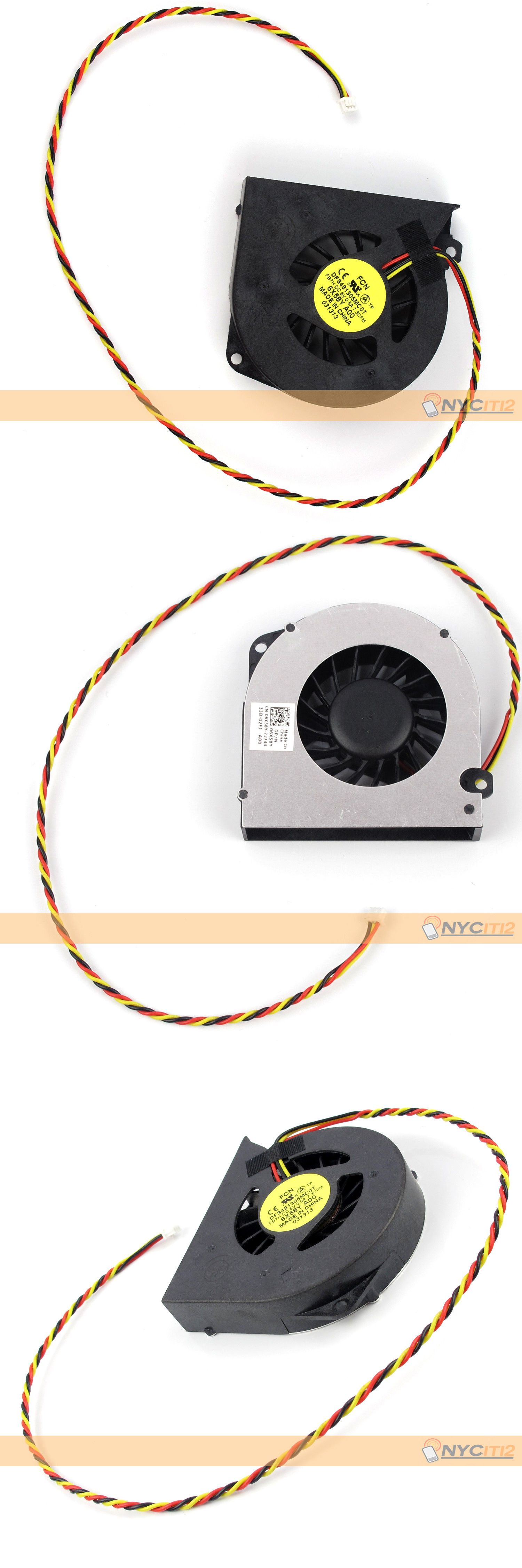 Cpu Fans And Heat Sinks 131486 Orig Cooling Fan For Dell Wiring Computer In Series Inspiron One 2330 Optiplex 9010 9020 6x58y 06x58y Buy It Now Only 1476 On Ebay