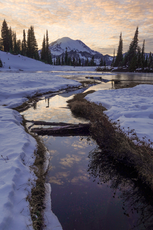 Mount Shuksan, North Cascades National Park North
