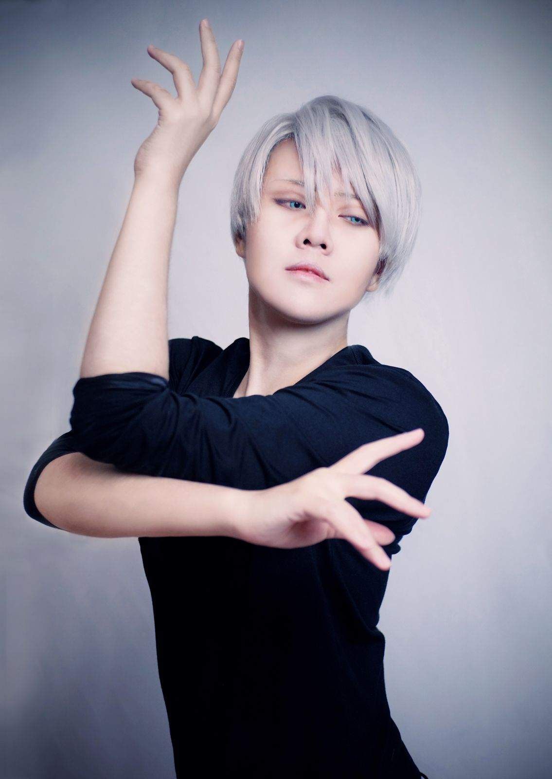Yuri!!! on Ice - Seiz x Heyleydia(Seiz x Heyleydia) Victor Nikiforov Cosplay Photo - Cure WorldCosplay