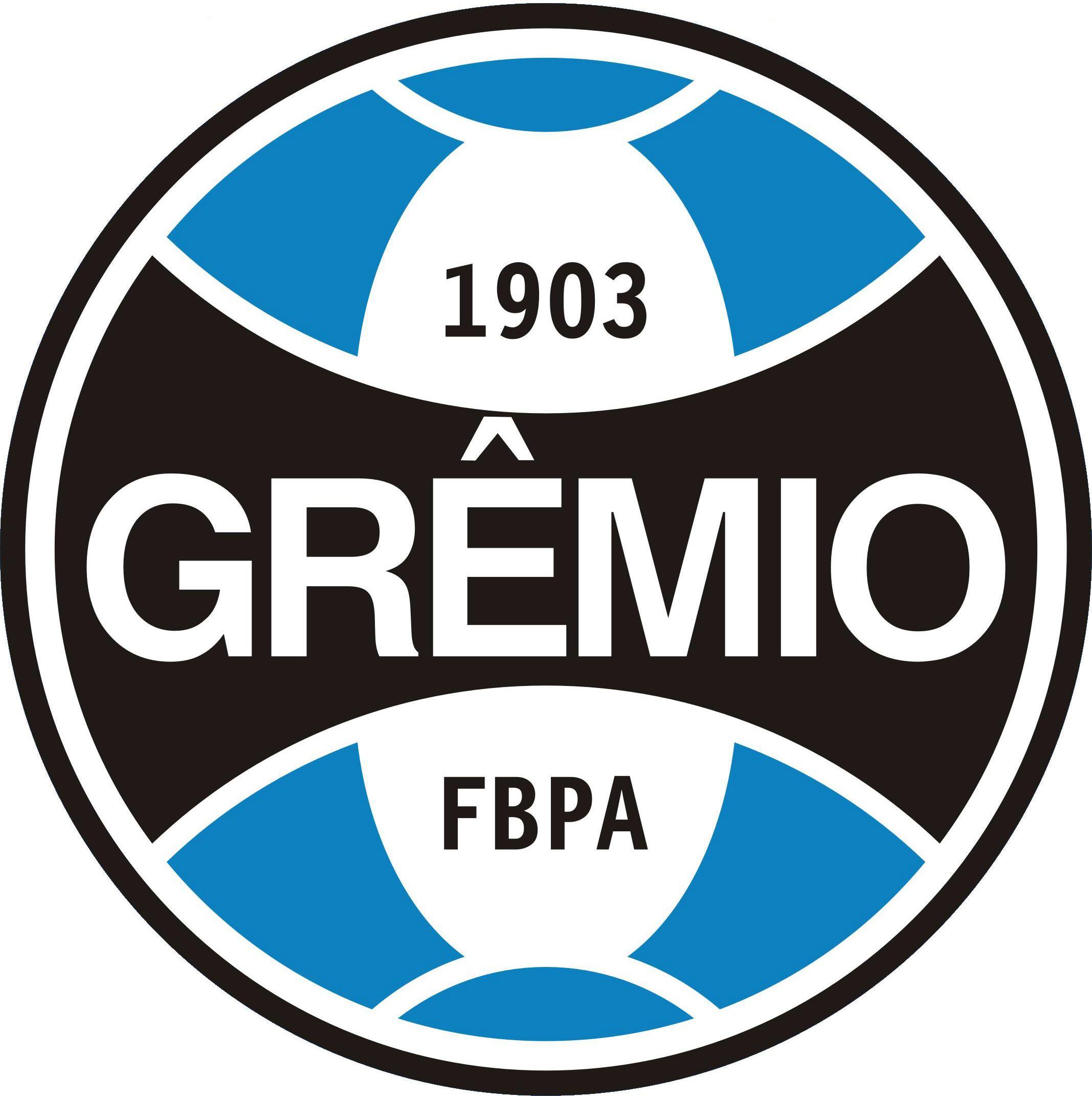 Escudo Do Gremio Atual Times De Futebol Times De Futebol