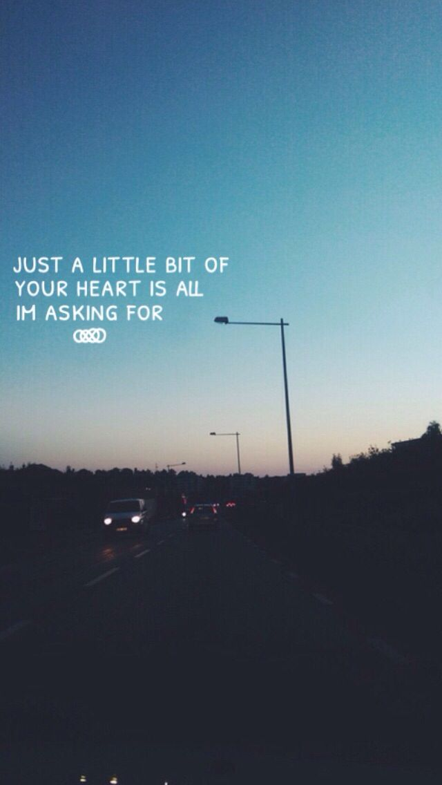ariana grande.   tumblr lockscreens ☺️   Pinterest ... Ariana Grande Lyrics Tumblr