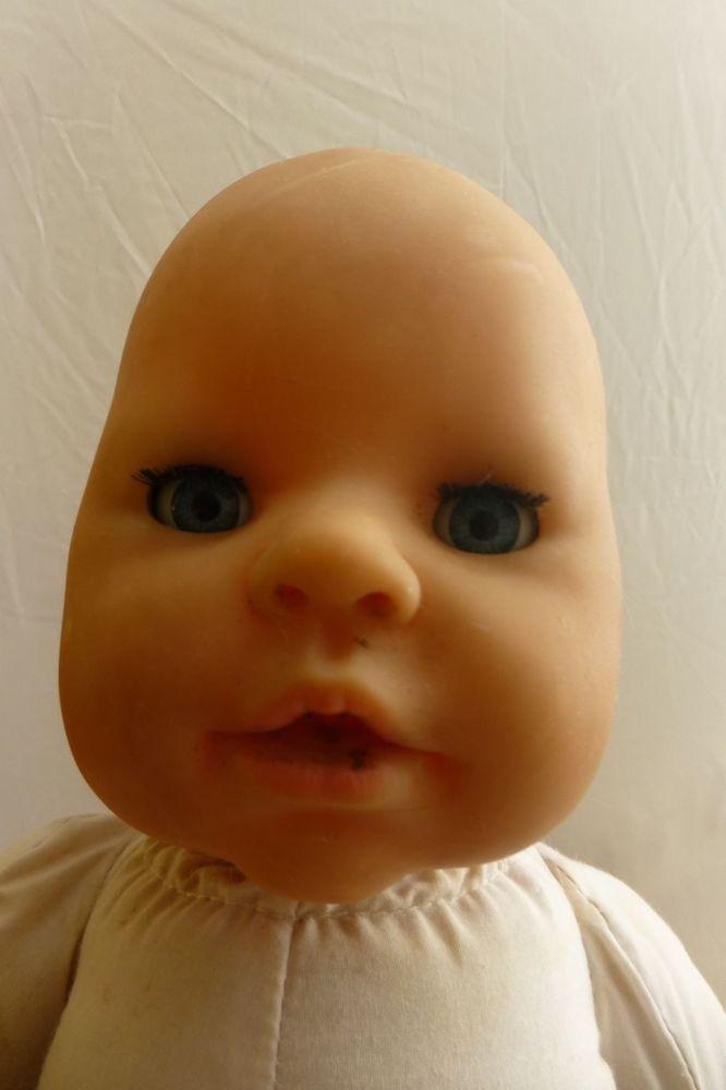 Zapf Creation Lifelike Newborn Chou Chou Jp 76 Baby Doll 17 Stuff