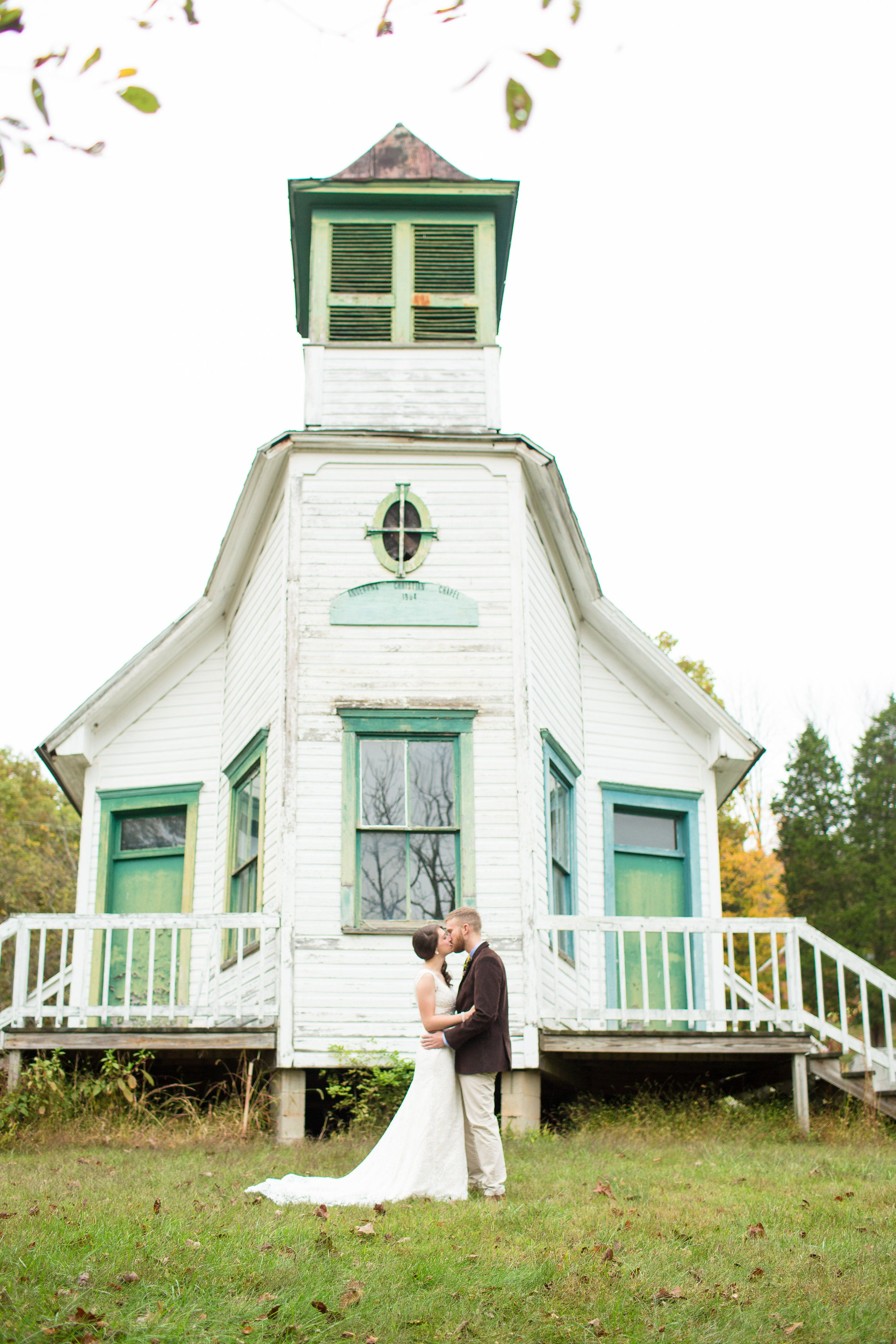 A Country Barn Wedding at Herot Hall Farm in Kenna, West