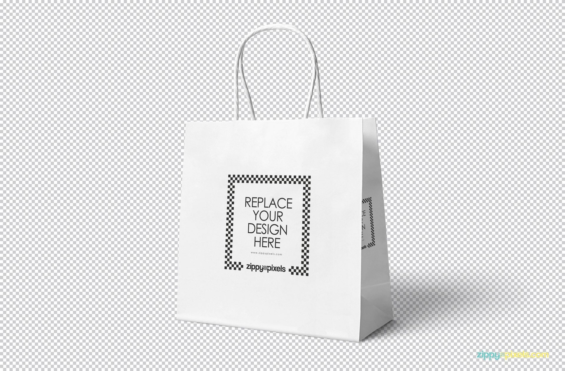 Download Free Attractive Gift Bag Mockup Zippypixels Bag Mockup Attractive Gift Psd Templates