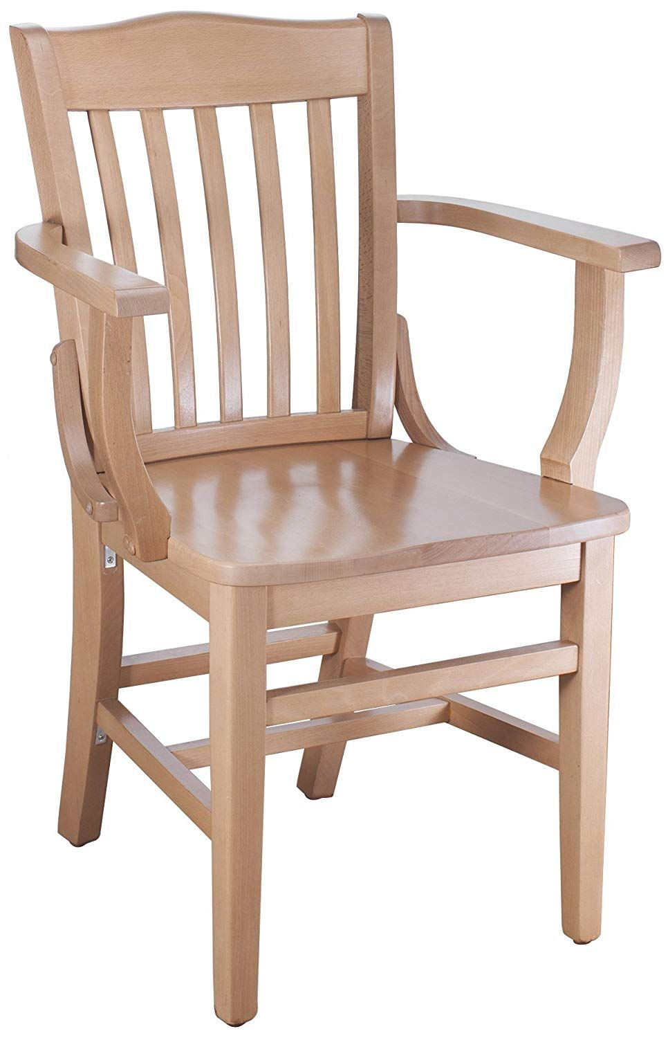 Awesome Beechwood Mountain Bsd 2A N Solid Beech Wood Arm Chair In Alphanode Cool Chair Designs And Ideas Alphanodeonline