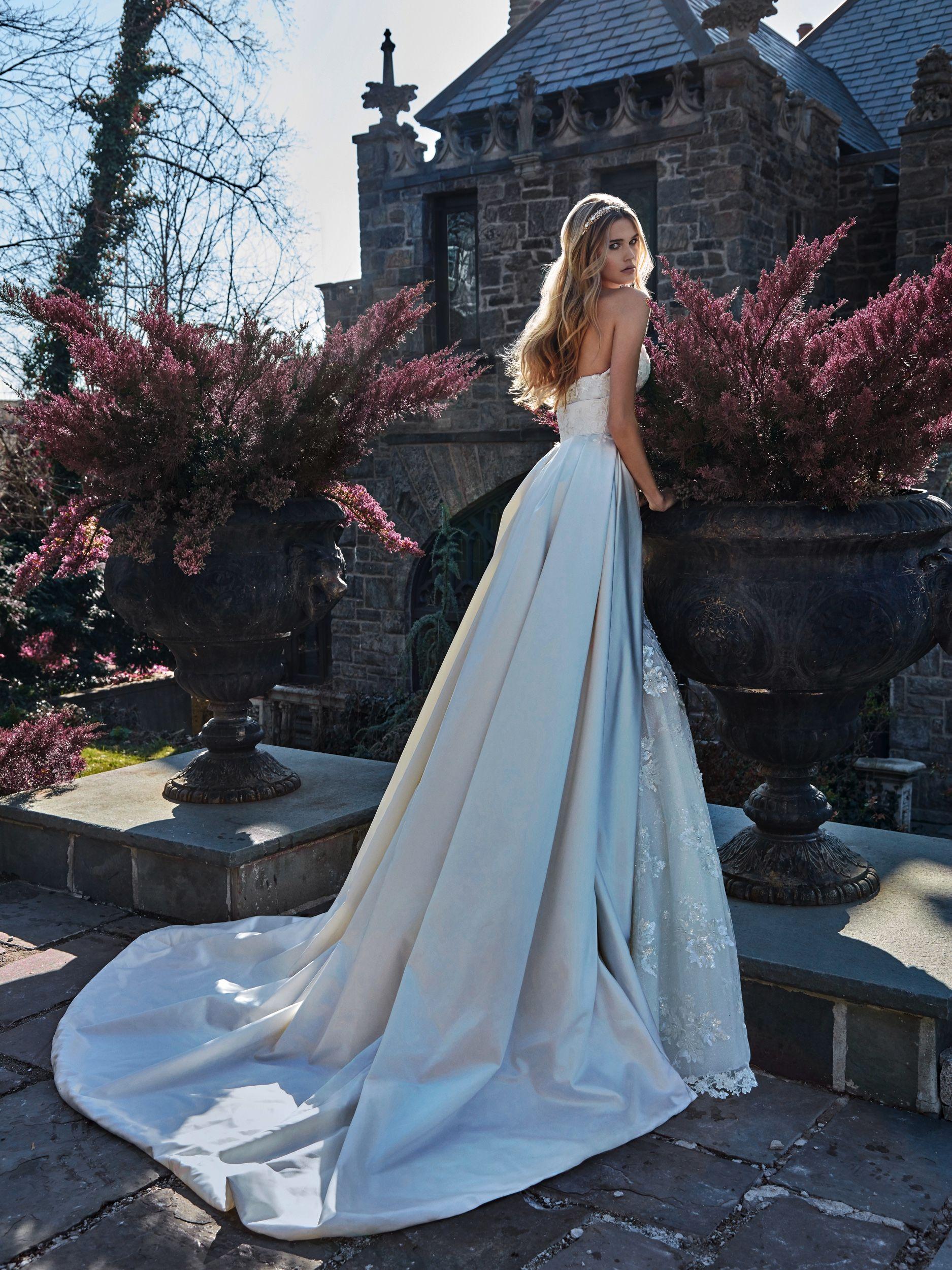Galia Lahav - guerlain | Mode | Pinterest | Vestirse, Sirenas y Corsés