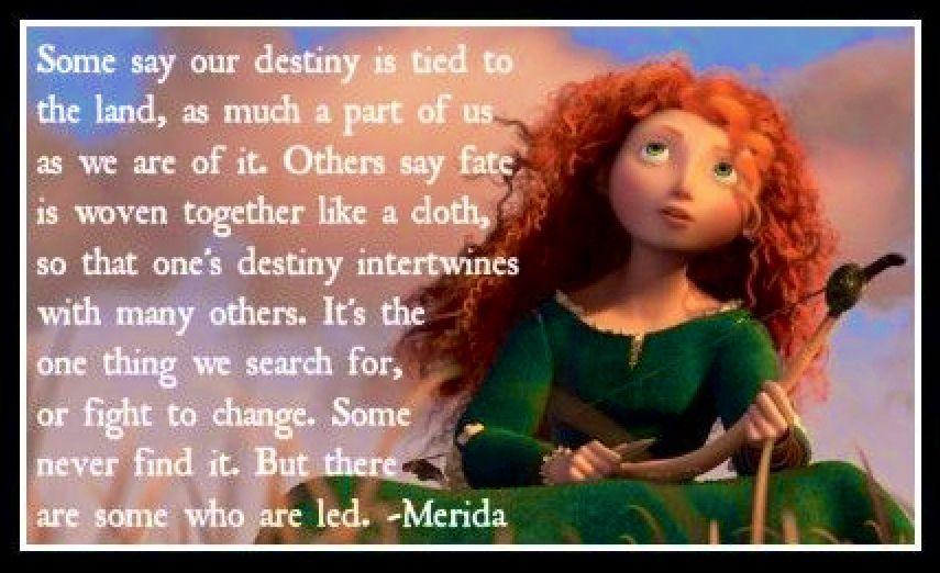 Disney brave merida family