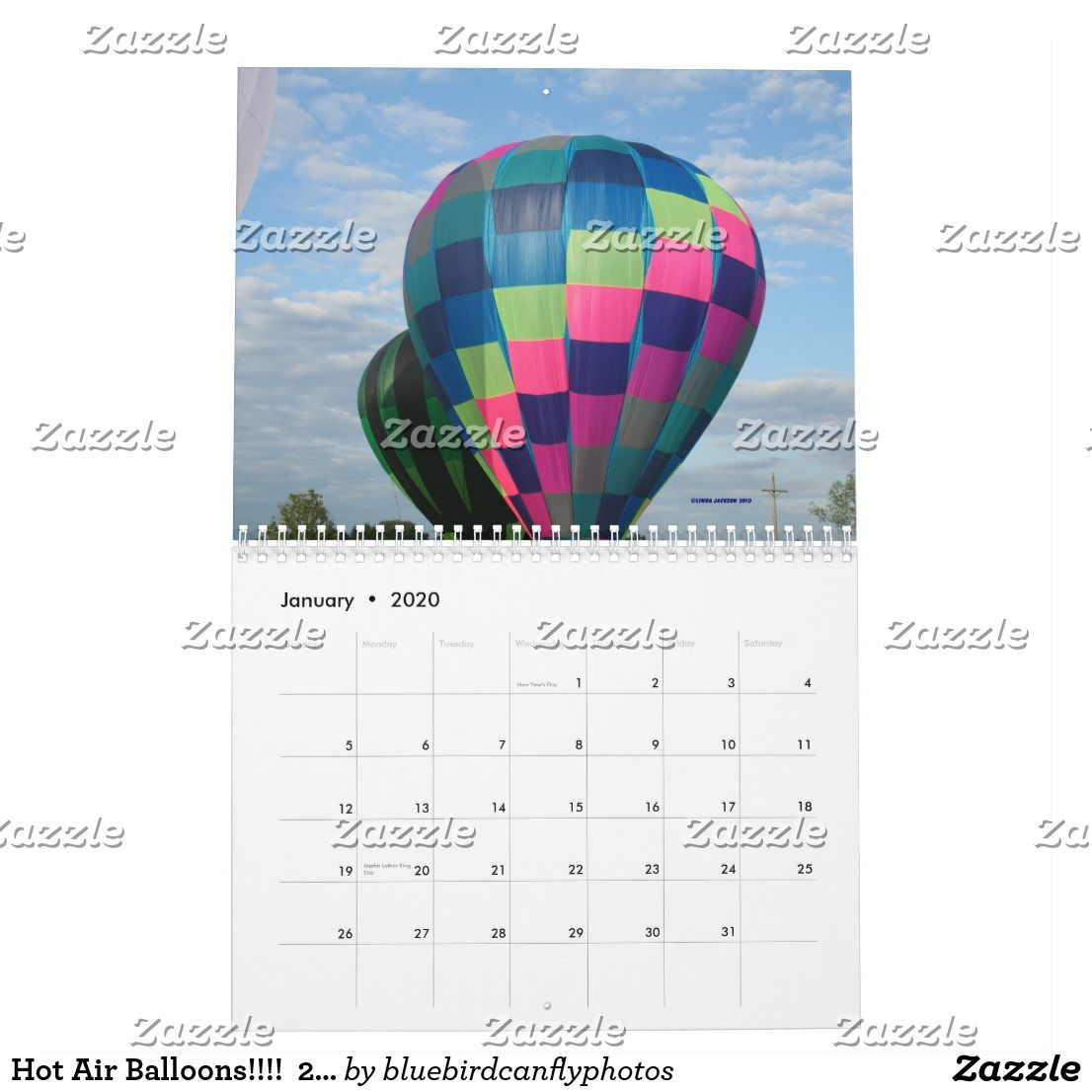 Hot Air Balloons 2013 Calendar Zazzle Com Hot Air Balloon