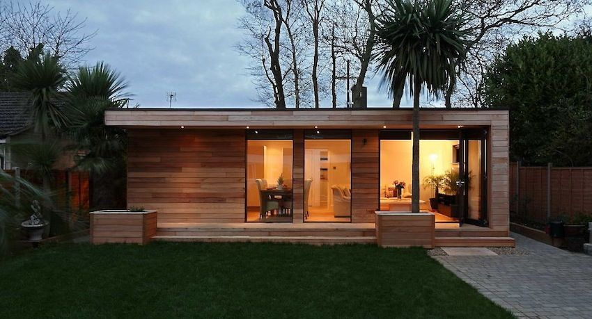 Casas de madera ventajas e inconvenientes lugar para - Casas prefabricadas ecologicas ...
