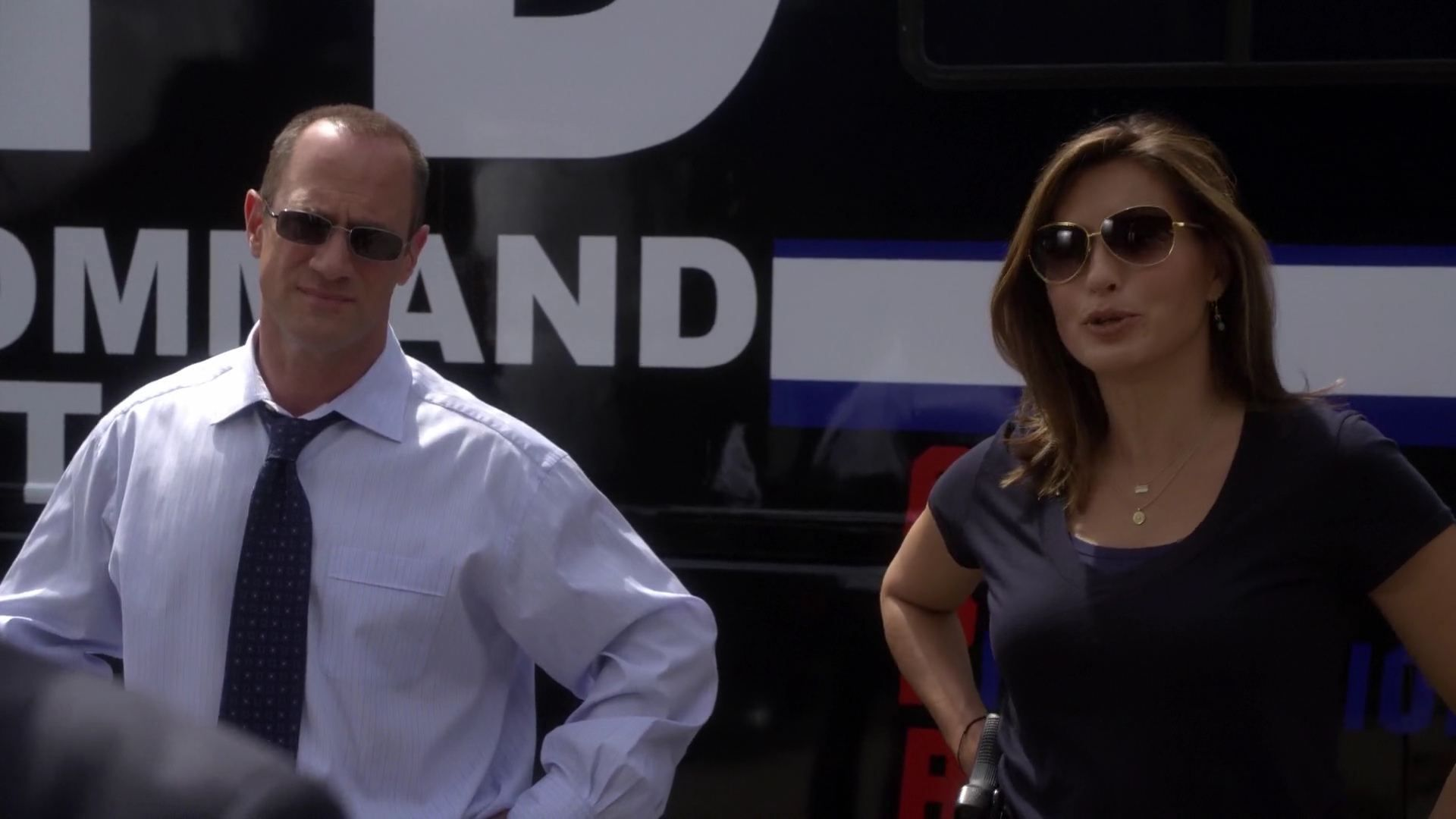 Detective Elliot Stabler Detective Olivia Benson Benson And Stabler Special Victims Unit Law And Order Svu