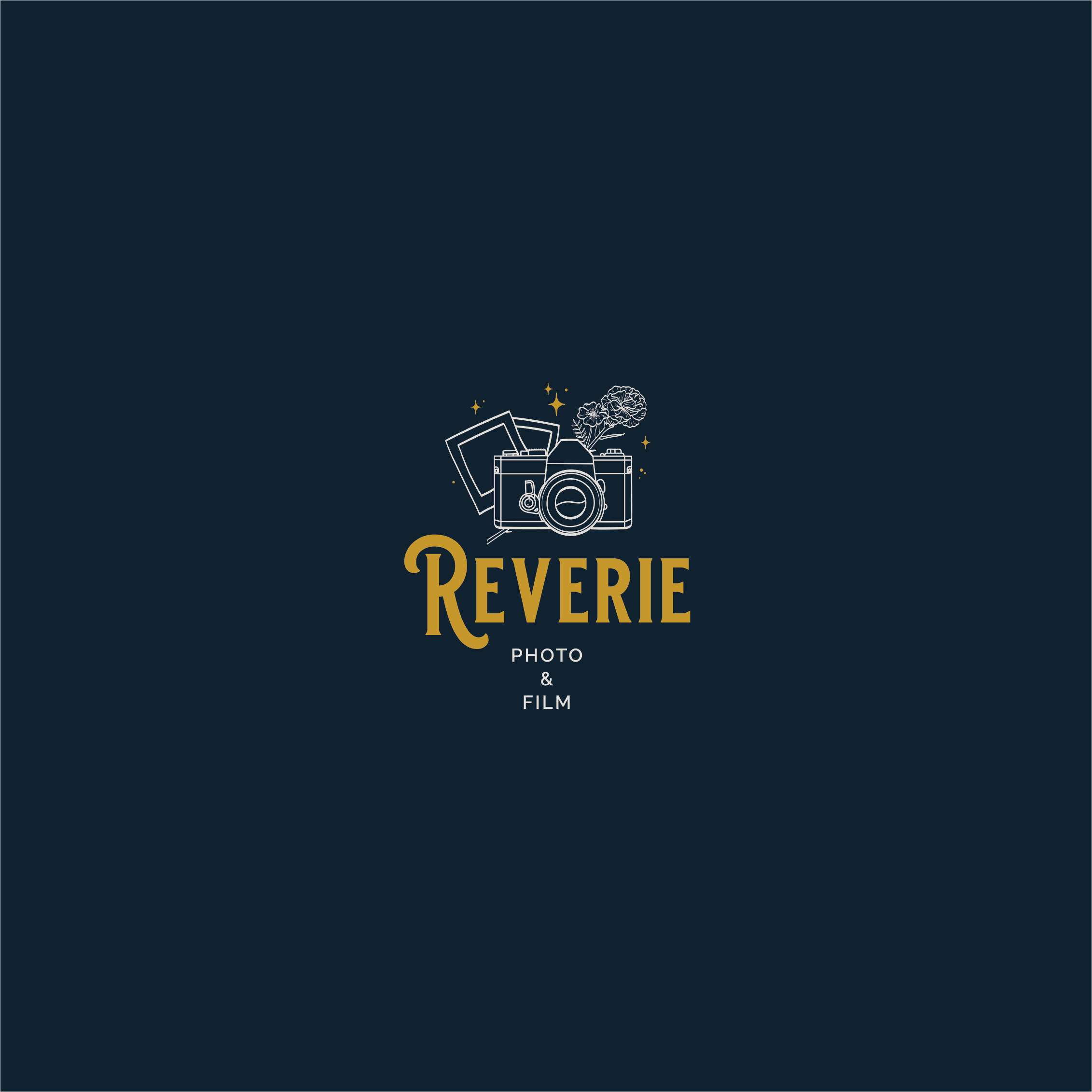 Branding Logo Reverie Photo Film Branding Design Logo Branding Website Design Website Branding