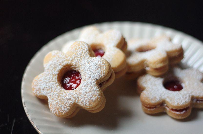 Lunni leipoo: Linzer-keksit