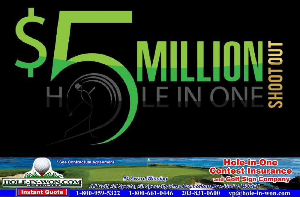 Hole In One Insurance The Original Hole In One Insurance Company First Ever On The Internet Charity Benefits Pref Hole In One Golf Contest Lloyd S Of London