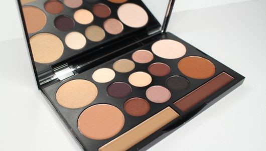 NYX Love Contours All Palette | Review & Swatches