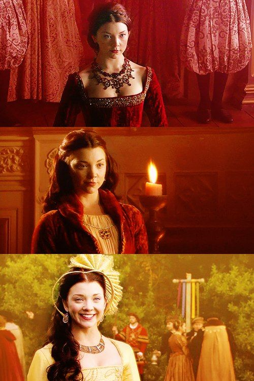 Photo of ANNE. The Tudors