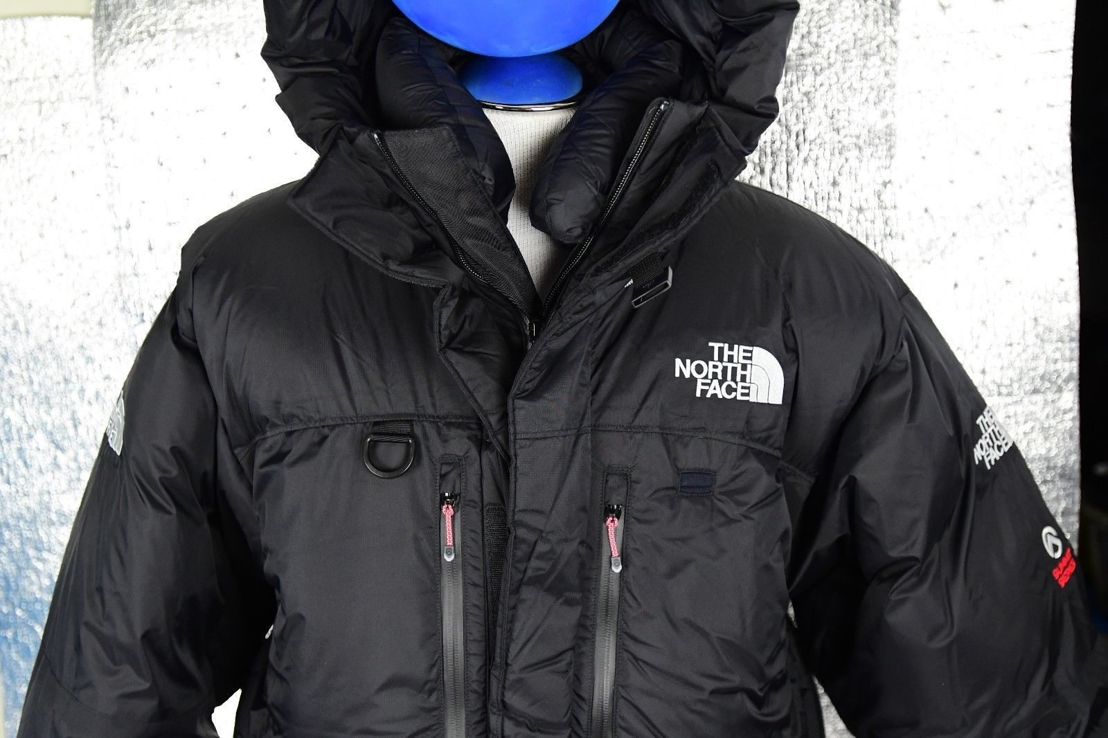 9595e2b1a NEW MEN'S THE NORTH FACE HIMALAYAN PARKA 800 DOWN SUMMIT SERIES ...