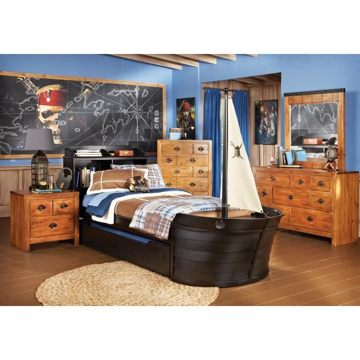 Arr Matey A Bedroom Set Perfect For The Adventurous Child And Fun