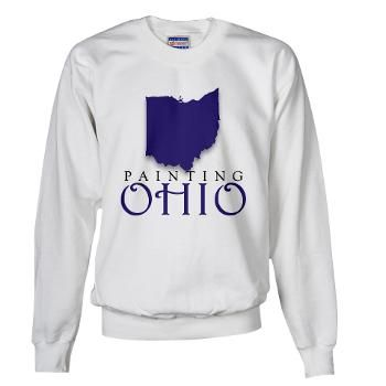 Painting Ohio Sweatshirt $3595 Many shirts and tote bag