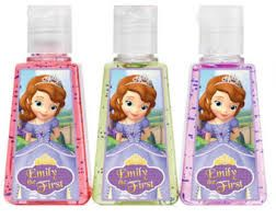 Personalized Hand Sanitizer Love To Craft Sofia The First