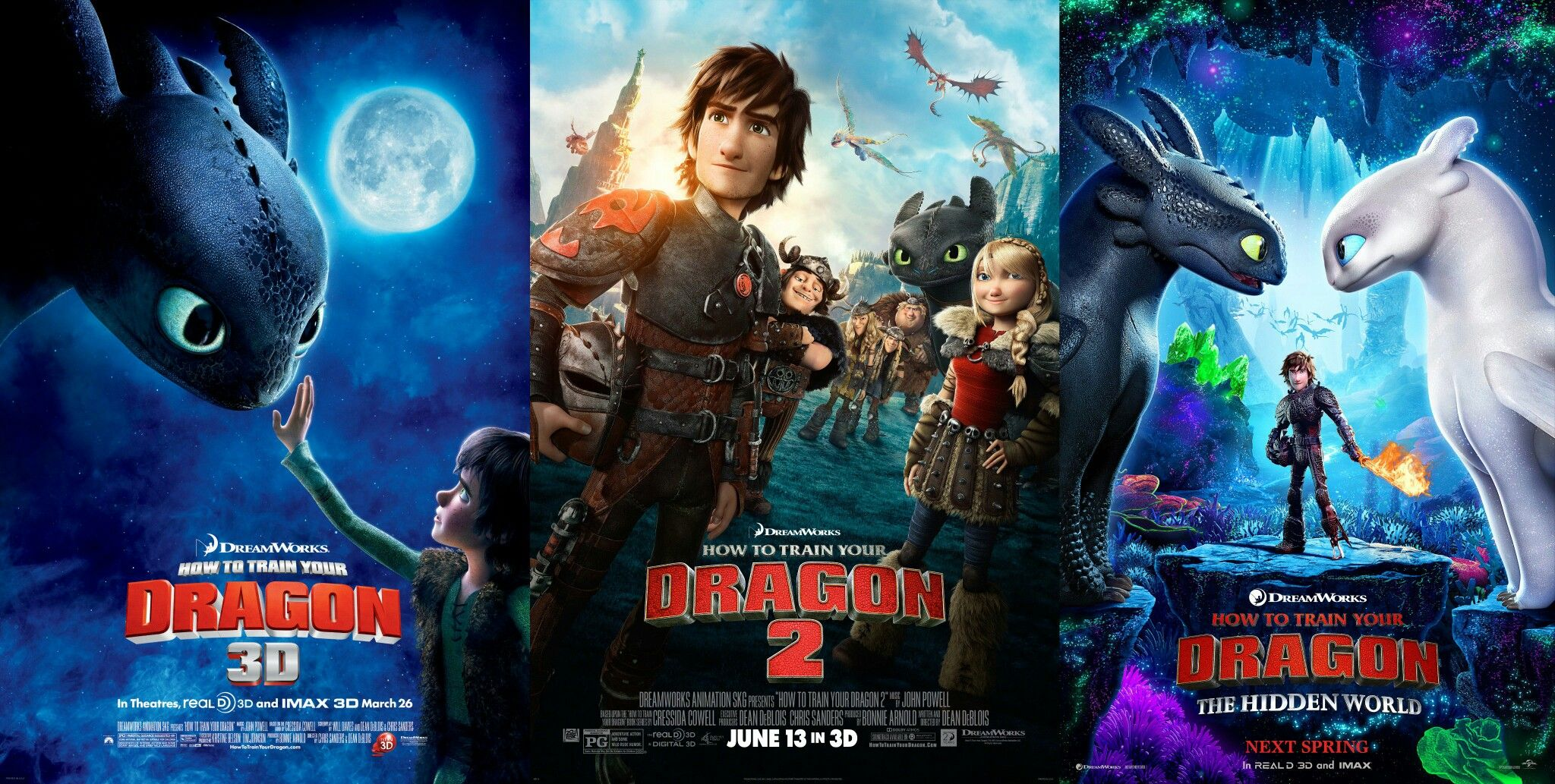 Image result for httyd all movies