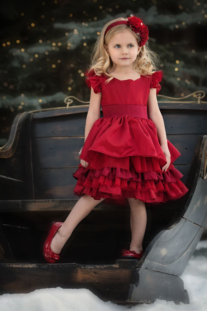 Girls Holiday Dresses