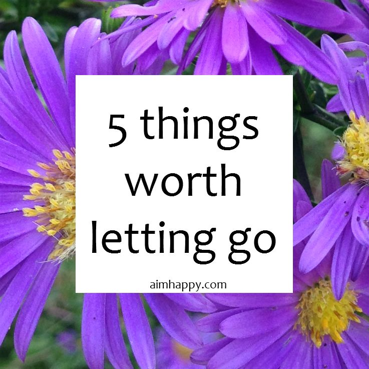 5 Things Worth Letting Go For Your Own Sanity And Serenity How To Relieve Stress Let It Be Ways To Relieve Stress