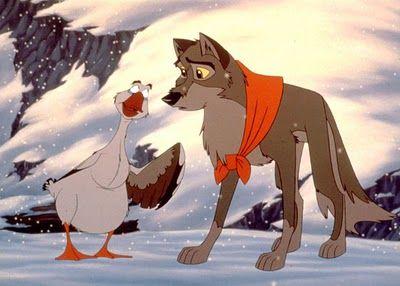 Non è un cane non è un lupo sa soltanto quello che non è balto