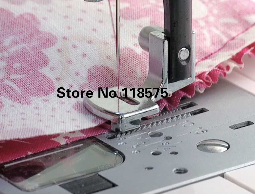 0 68 Pie Prensatelas Para Janome Singer Máquina De Coser Para Casa Buena Calidad Foot Cushions For High Heels Foot Pedal Sewing Machinemachine Foot Pedal Maquina De Coser Pie Maquina De Coser