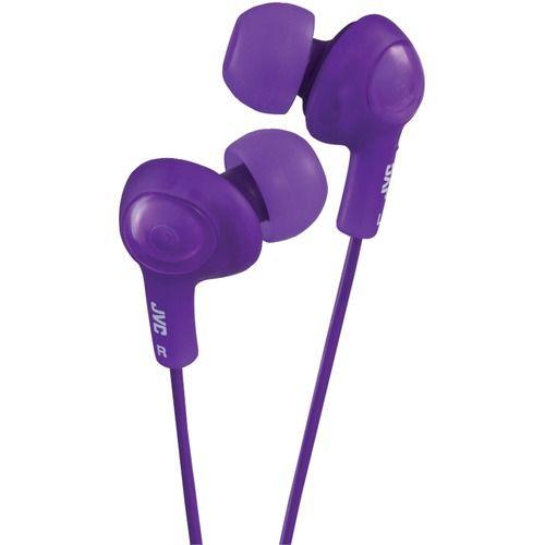 Jvc Gumy Plus Inner-ear Earbuds (violet)