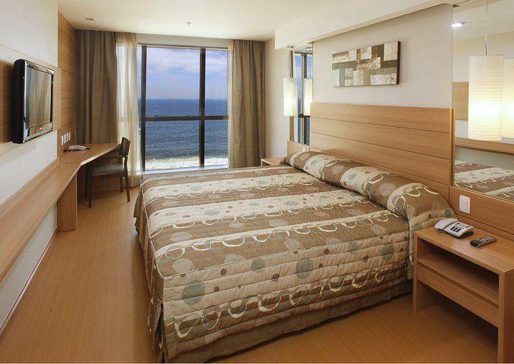 Deluxe Room Arena Copacabana Hotel Copacabana Rj Brazil
