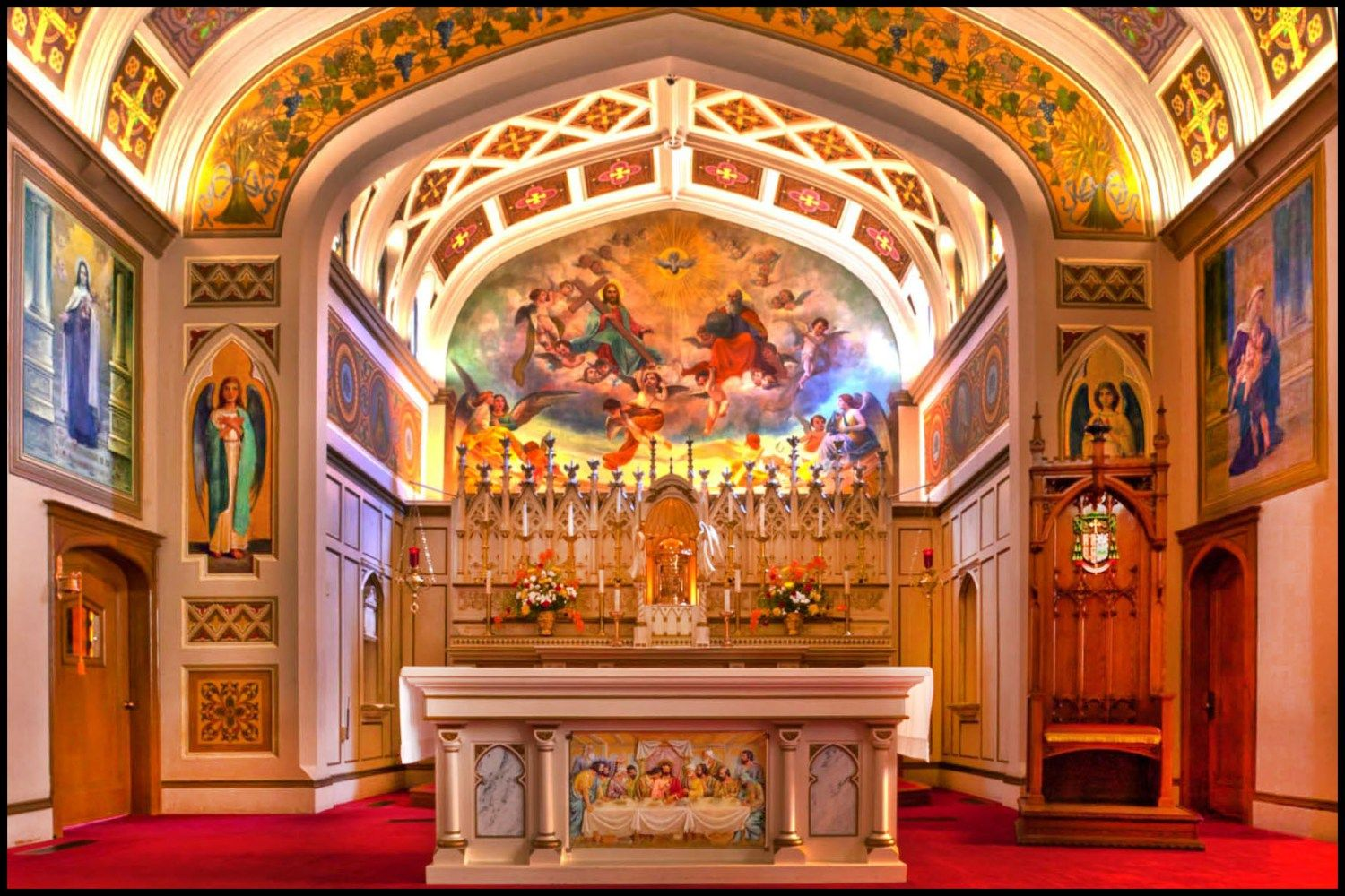 St johns catholic cathedral in fresno ca california de mi st johns catholic cathedral in fresno ca 1betcityfo Images