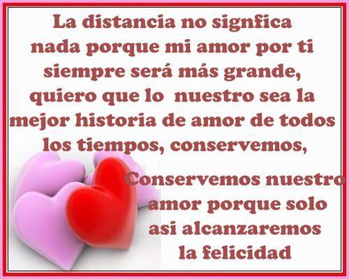 Bellas Frases De Amor A Distancia Para Dedicar Mensajes
