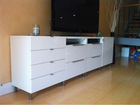 ikea besta Master bedroom Pinterest - Wohnzimmer Ikea Besta