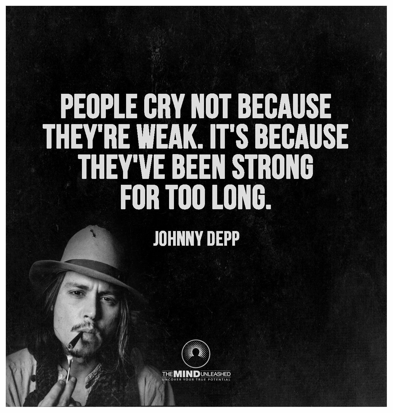 Pin By Tanya Smith On Quotes Funny Quotes Mind Unleashed Johnny Depp