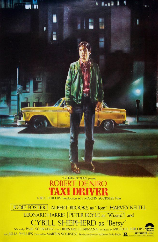 VediMotion: Taxi Driver (1976) Film Completo Streaming Gratis ...