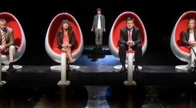 Novedad #vídeo La Voz laboral, nuevo formato de entrevistas     http://www.estimulando.com/video/273     ¿Parodia o realidad?