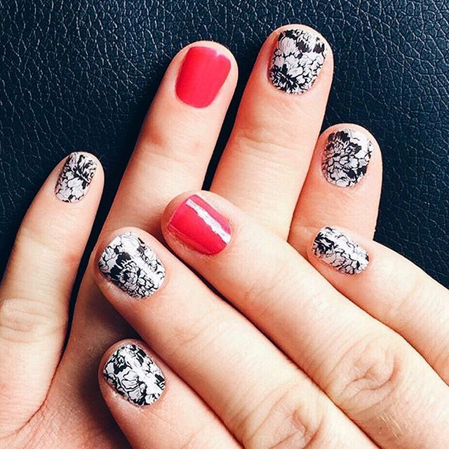 Jamberry nail wraps #Nail Art #Manicure #Nails You can buy the wraps ...