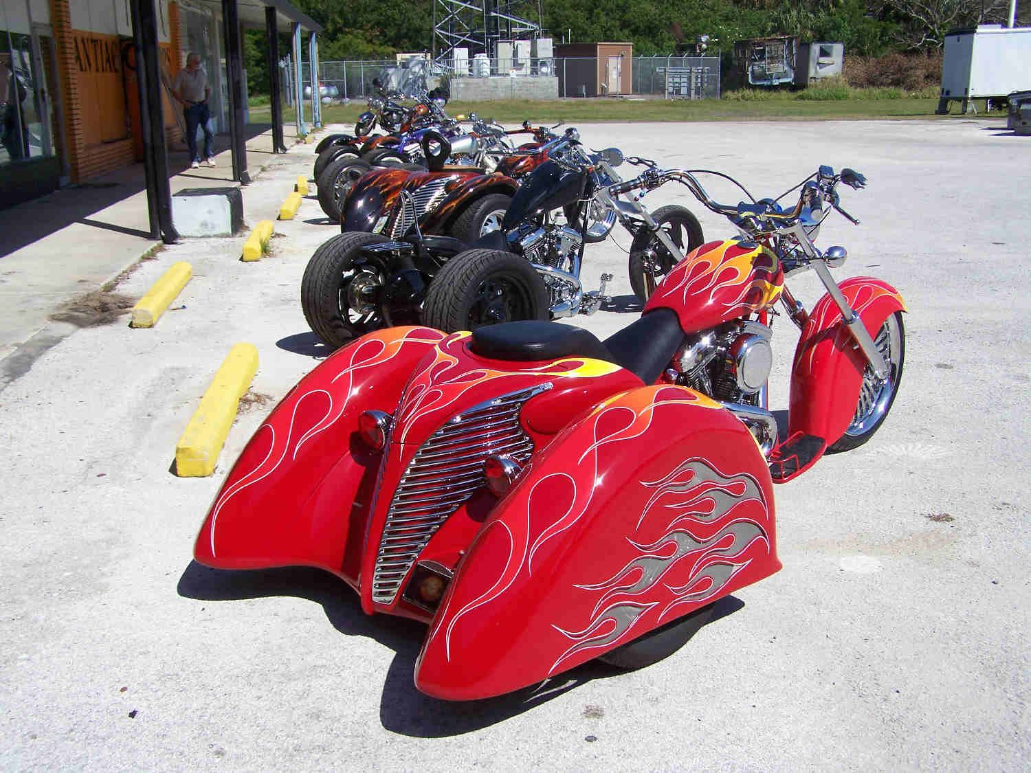 L & J Trike Engineering Corp.   We not only ride trikes ...