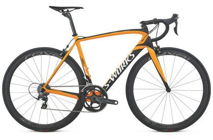 2014 Specialized S-Works Tarmac SL4 - Love the orange paintwork, looks great!