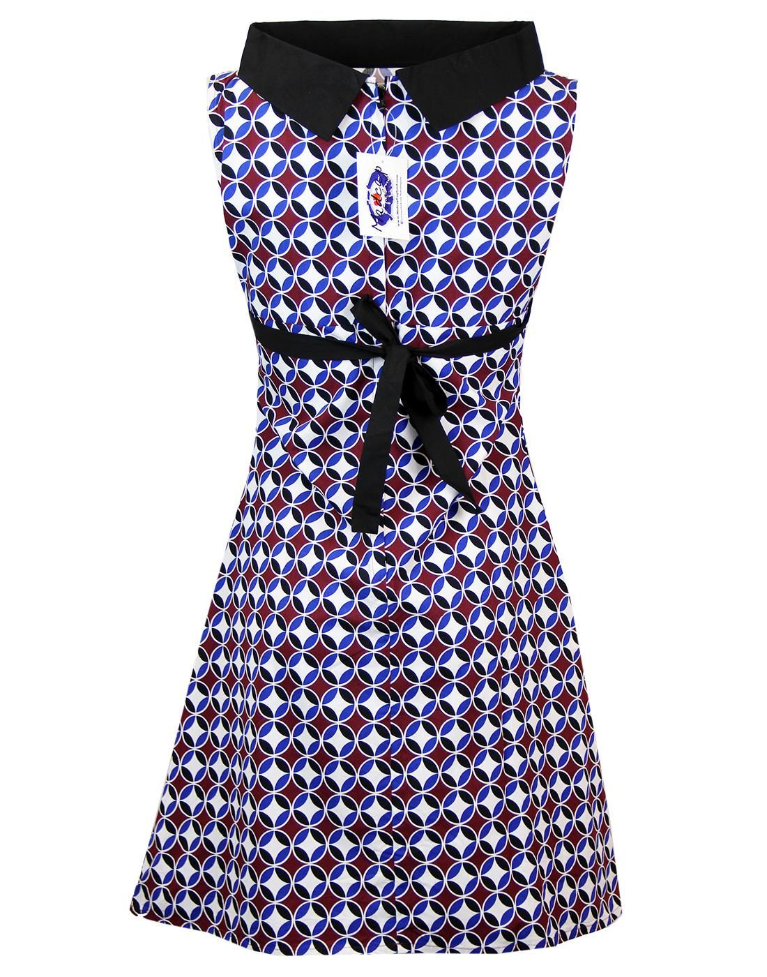 Ace Retro MADCAP ENGLAND 60s Circle Mod Dress (BB) | Dress | Pinterest