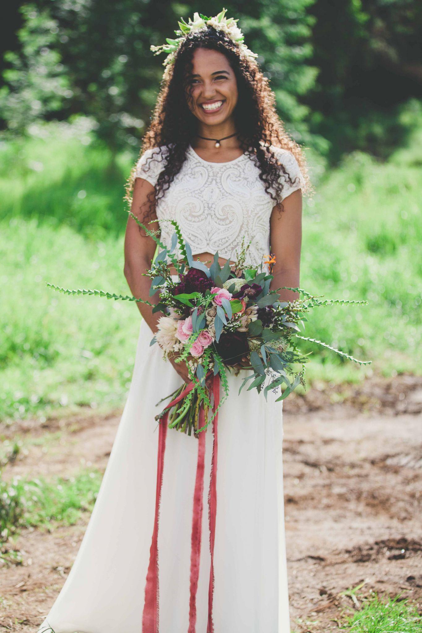 Traditional Hawaiian Wedding Dresses - Wedding Dresses for the ...