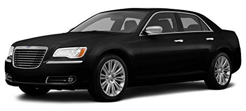 2013 Chrysler 300 300 SRT8 Core 4Door Sedan Rear Wheel Drive Phantom Black TriCoat Pearl ** Read more reviews of the product by visiting the link on the image.