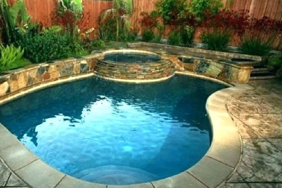 Trending Small Pool Designs For Your Backyard 2020 In 2020 Small