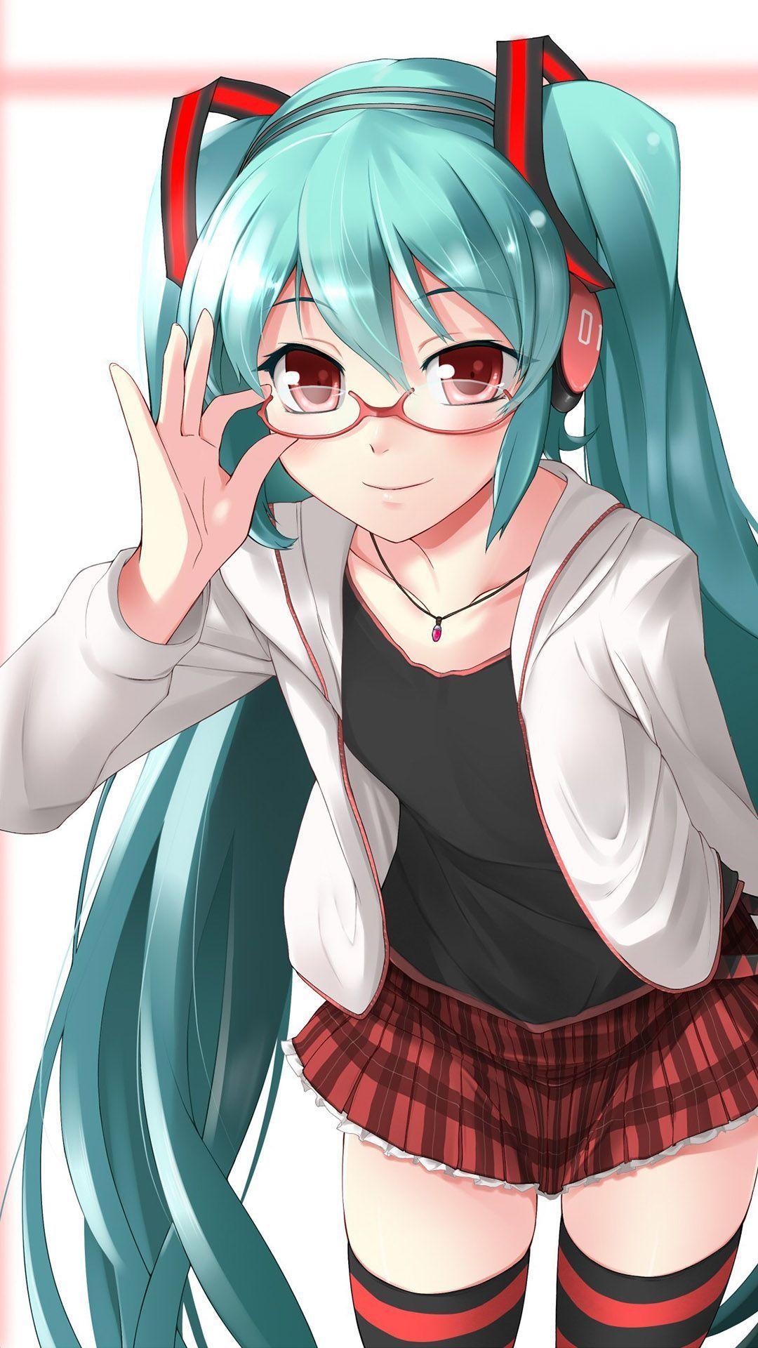 Hatsune Miku Vocaloid Mobile Wallpaper 7561 Anime