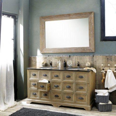 salle de bains les tendances d co 2015 salle de bains id es pinterest meuble maison du. Black Bedroom Furniture Sets. Home Design Ideas